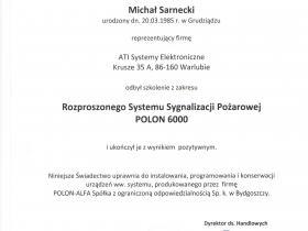e) POLON 6000 Michał 001